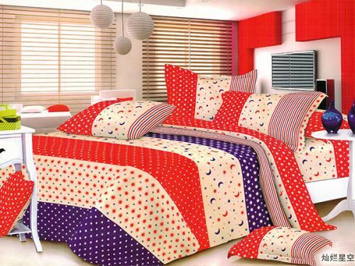 PR Series Bed Sheet (PR-8431)