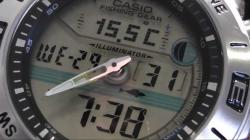 Casio Fishing Gear Watch