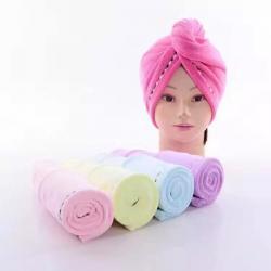 Soft Head Towel-4 Pcs. Set - (HT-001)