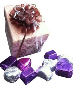 Cube Chocolate Box - 15 pcs - (TCG-021)