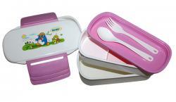 Double Layer Launch Box For Kids - (NUNA-120)