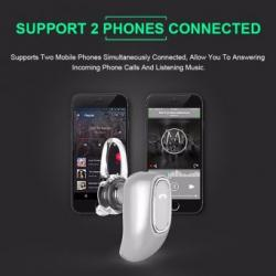 M1 Mini Bluetooth Earphone Wireless Headset Stereo Headphone