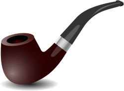 Smoke holder