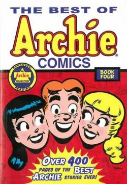 The Best of Archie Comics Book 4 (Extra Plastic Cover)