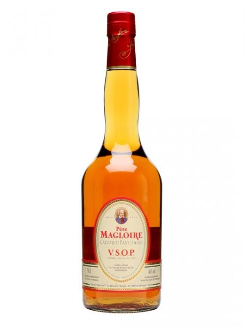 Pere Magloire VSOP Pays D'Auge Calvados : The Whisky Exchange