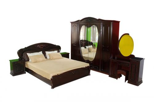 3 Piece King Size Bedroom Set - (FL415-09)