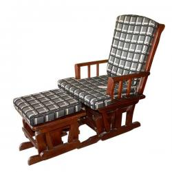 Wooden Rocking Chair - (FL153-17)