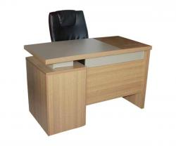 Wooden Office Table - (FL217-23)