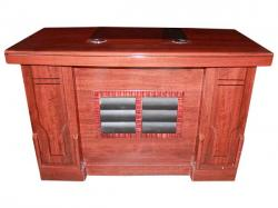 Wooden Office Table - (FL204-07)