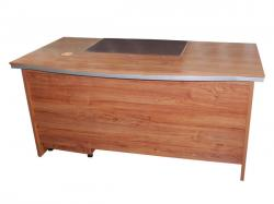 Wooden Office Table - (FL217-09)