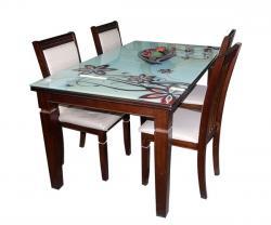 Four Seater Dinning Set - (FL233-16)