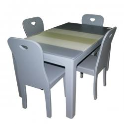 Dinning Table Set - 4 Seater - (FL217-18)
