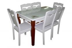 Dinning Table Set - Six Seater - (FL211-21)