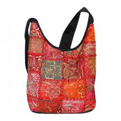 Colorful Fashion Shoulder Bag - Tourist Bag