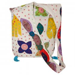 Colorful Fashion Shoulder Bag - Tourist Bag