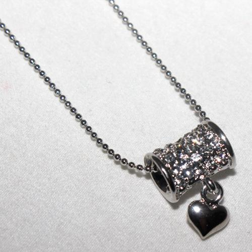 SIlver Color Locket - Heavy Locket - (D-13)