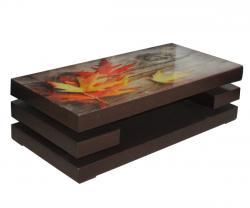 Maple Coffee Table - (FL214-21)
