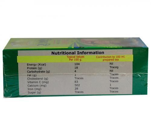 Himalayan Organic Green Tea (25 Tea Bags) - (HOC-005)