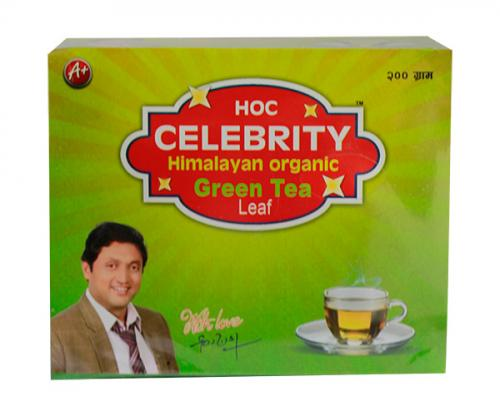 Himalayan Organic Green Tea Leaf (200gm) - (HOC-006)