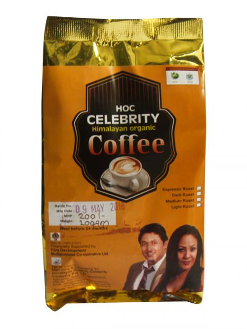 Himalayan Organic Celebrity Coffee (100gm) - (HOC-009)
