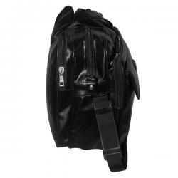 Dark Black Office Bag - Backpack - JRB-0038