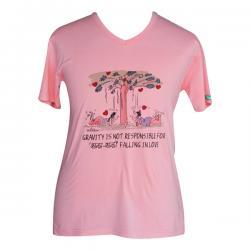 Kanchha Kanchhi Falling In Love - V Necked T-Shirt - (PL-007)