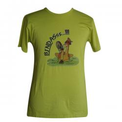 Bindasss Print - Round Necked T-Shirt - (PL-011)