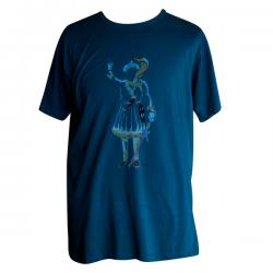 Prithivi Narayan Shaha Print - Round Necked T-Shirt - (PL-017)