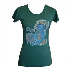 Shree Krishna Print - Round Necked T-Shirt - (PL-023)