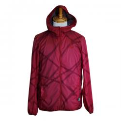 Dark Maroon Colored Windcheater - (PL-032) - 15% OFF