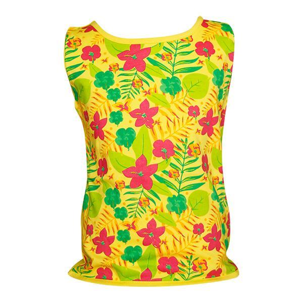 Joshua Tree Printed Yellow T-Shirt - (PL-038)