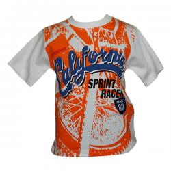 California Sprint Racer T-Shirt - (PL-041) - 20% OFF