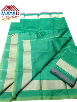 South Indian Cotton Silk Saree - (MDC-114)