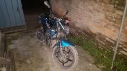 Yamaha FZS-V2.0 (Turquoise Blue)