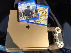 gold ps4 with 2 free games