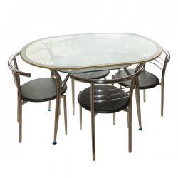 4 Seater Dinning Table Set - FL220-27