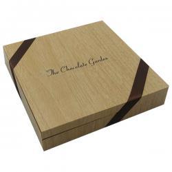 16 Piece Chocolate - Wooden Box TCG-101