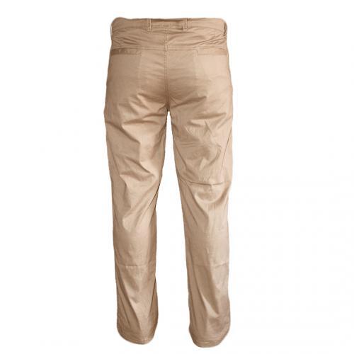 Cotton Pants for Men - Beige
