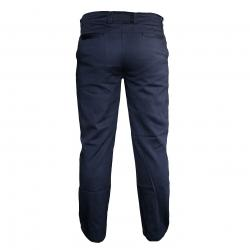 Cotton Pants for Men - Black