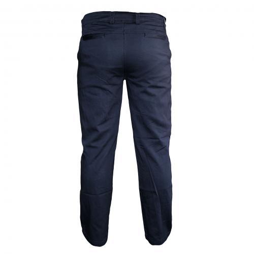 Cotton Pants for Men - Black