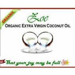 Zoe Extra Virgin Coconut Oil 500ml
