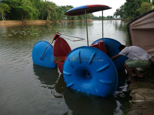 water trike, boat, jalpari, three wheel boat, boat parts