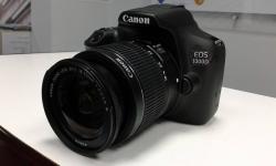 Canon DSLR EOS 1300D 18-55mm