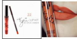 Kylie 22   Lipkit