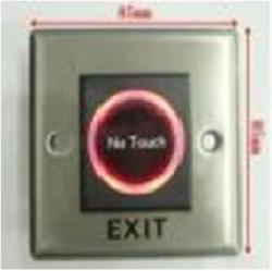 No Touch Exit Sensor