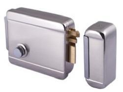 Single Cylinder Electronic Lock with both Side Key