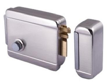 Single Cylinder Electronic Lock with both Side Key