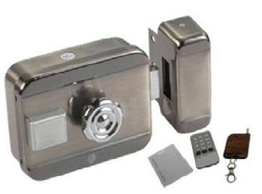 Single Cylinder Electronic Lock with RFID & Remote Control