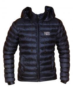 Dark Black Color Short Silicon Jacket