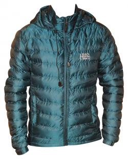 Turquoise Green Color Short Silicon Jacket